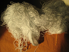 Picture of Tangled Yarn.