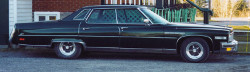 1975 Buick Electra Park Avenue Limited