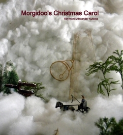 Book cover from Mordigoo's Christmas Carol